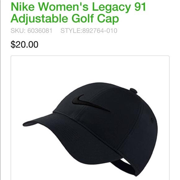 b5a18a5407d Nike Women s Legacy 91 Adjustable Cap NWT!